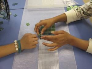 Placing Tiles WA